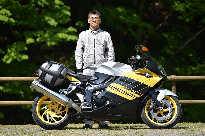 BMW K1200S(2005) zx11d2さんの愛車紹介 画像