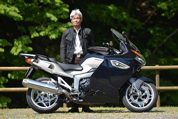 BMW K1300GT(2013) 藤枝 梅安さんの愛車紹介 画像