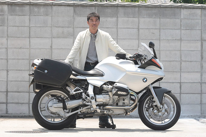 BMW R1100S(2002) TODOさんの愛車紹介 画像