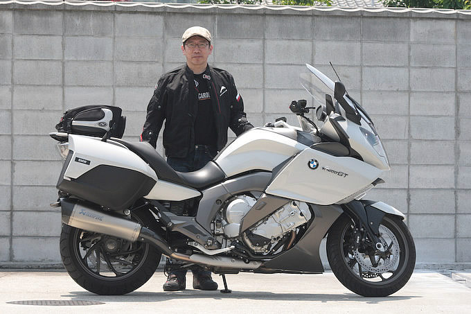 BMW K1600GT(2013) はるさんさんの愛車紹介 画像