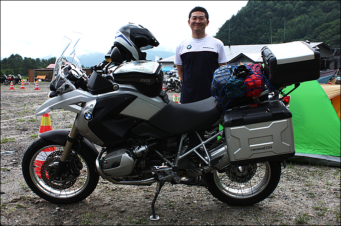 BMW R1200GS(2008) 田才 英行さんの愛車紹介 画像