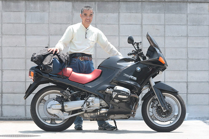 BMW R1100RS(1996) 堂田 輝寛さんの愛車紹介 画像