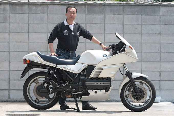 BMW K100RS(1990) hideさんの愛車紹介 画像