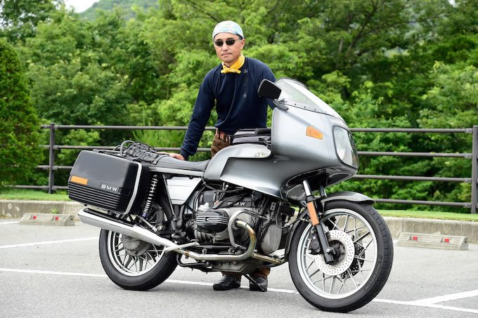 BMW R100RS(1981) 川島 宏一さんの愛車紹介 画像