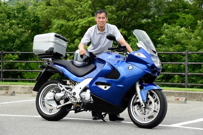 BMW K1200RS(2002) 内原 正行さんの愛車紹介 画像