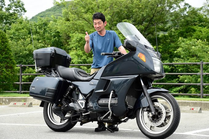 BMW K1100LT Uphan RSさんの愛車紹介 画像