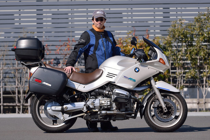 BMW R1100RS 眞田 章弘さんの愛車紹介 画像
