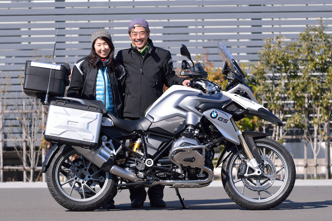 BMW R1200GS(2014) shimoさんの愛車紹介 画像