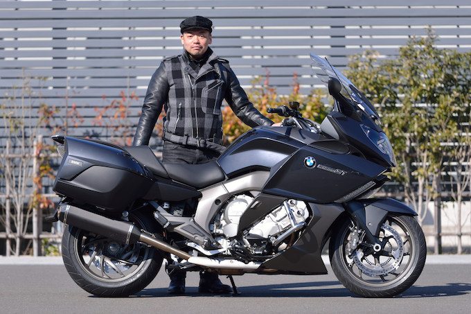 BMW K1600GT(2014) 藤沢 光仁さんの愛車紹介 画像