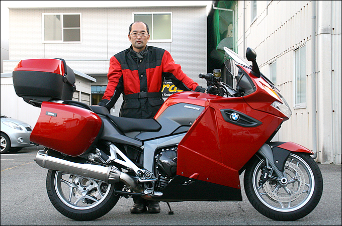 BMW K1300GT 寺山 政幸さんの愛車紹介 画像