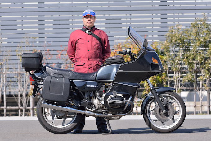 BMW R100RS(1992) GS-45さんの愛車紹介 画像