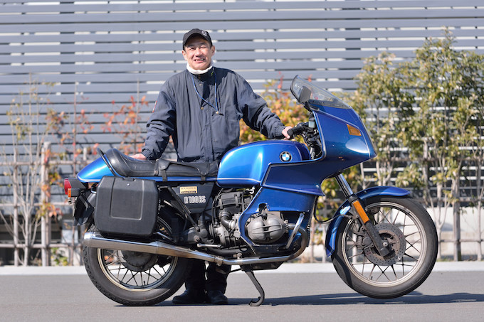 BMW R100RS(1983) 津田 昌彦さんの愛車紹介 画像