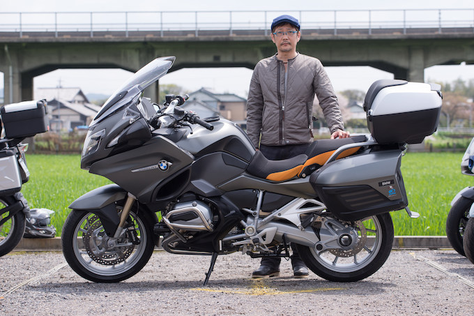 BMW R1200RT(2014) rossiさんの愛車紹介 画像