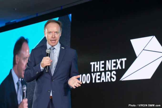 BMW GROUP Tokyo Bay GRAND OPENING - THE NEXT 100 YEARS