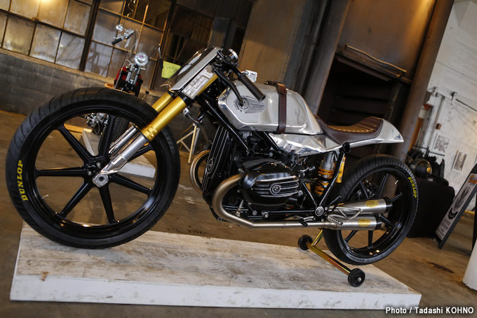 【The One Moto Show】The One Moto Show レポート #01