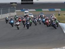 MFJ全日本ロードレース第4戦 ツインリンクもてぎ スーパーバイクレースの画像