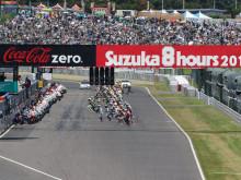 2017 鈴鹿8時間耐久ロードレース 直前情報1の画像
