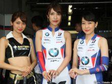 2017鈴鹿8時間耐久ロードレース キャンギャルコレクション拡大版の画像