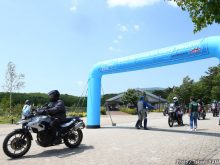 BMW BIKES企画『冒険の旅』が期間限定で参加型コンテンツに!?の画像