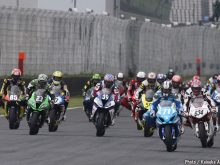 MFJ全日本ロードレース選手権 第7戦 オートポリス スーパー2&4レース 2017 直前情報の画像