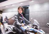 G310GS、K1600Bなど超注目モデル登場【東京モーターショー2017/BMWブース速報】の画像