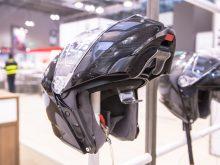 AGV初、フルカーボンのシステムヘルメット『Sport Modular:スポーツモデュラー』新登場!の画像