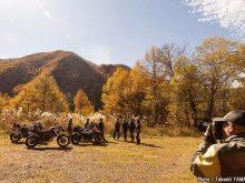 BMW BIKES 81号「冒険の旅 9」ウラ話の画像