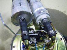 フューエルポンプ周辺パーツの点検の画像