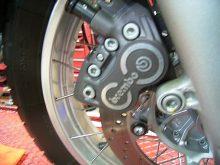 ブレーキの点検の画像