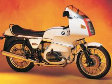 R100RS(1976~84年)の画像