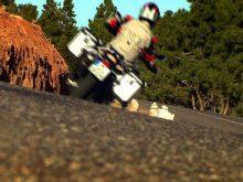 2013 新型 BMW F800GSアドベンチャー ムービー #05の画像