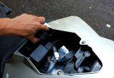 2010年新登場 BMW S1000RR シートカウルの画像