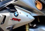2010年新登場 BMW S1000RR フェアリング(右側)の画像