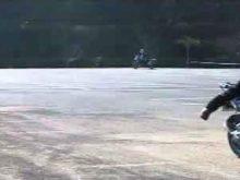 BBライダートレーニング 2-2.片手片足を離してみるの画像