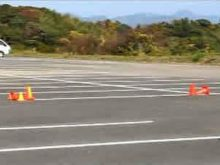 BBライダートレーニング 3-1.リアブレーキのみで急制動の画像