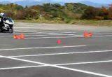 BBライダートレーニング 3-5.タンデムで急制動(K1200RS)の画像