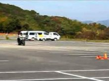 BBライダートレーニング 3-6.タンデムで急制動(K1300R)の画像