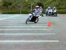 BBライダートレーニング 4-4.参加者の様子(F800R)の画像