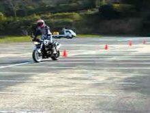 BBライダートレーニング 4-5.スタンディングでスラロームの画像