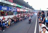 2011 鈴鹿8耐 ゴールシーンの画像
