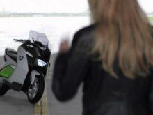 BMW Concept-e ムービーの画像