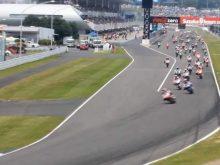 2012 鈴鹿8耐 高田速人選手の走行シーンの画像