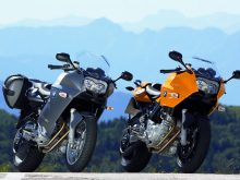 BMWバイク プロに聞く購入ガイド F800S&F800ST(2006-)の画像