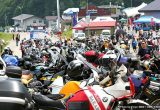 BMW Motorrad バイカーミーティング 2010 in 白馬の画像