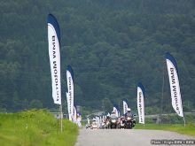 BMW Motorrad バイカーミーティング 2011 in 白馬の画像