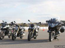 BMW Motorrad 2014モデル メディア向け発表試乗会の画像