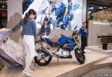 【BMW Motorrad】東京モーターサイクルショー2016の画像