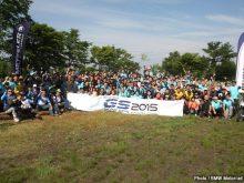 【BMW Motorrad】GS TROPHY JAPAN 2016開催の画像
