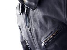 マックスフリッツ M加工レザージャケットの画像