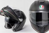 AGV『Sport Modular』圧倒的な軽さとシャープなフォルムでシステムヘルメットは新たな時代への画像